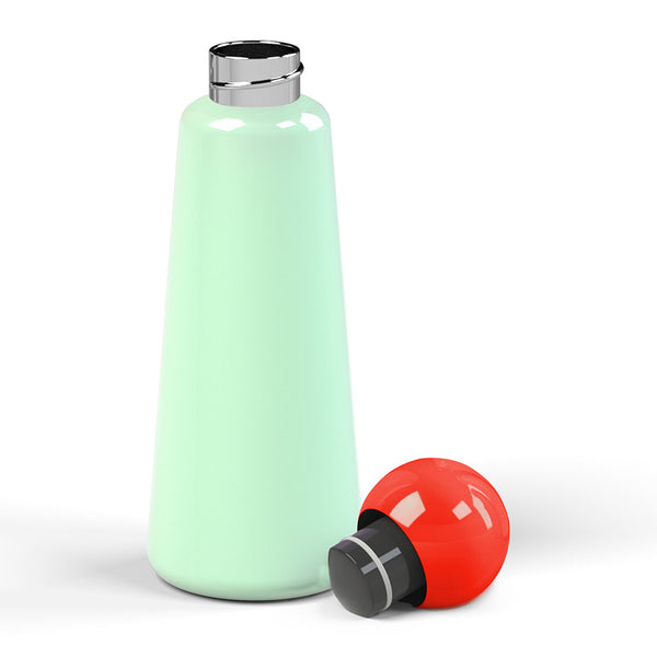 Colorblock Stainless Steel Skittle Water Bottle