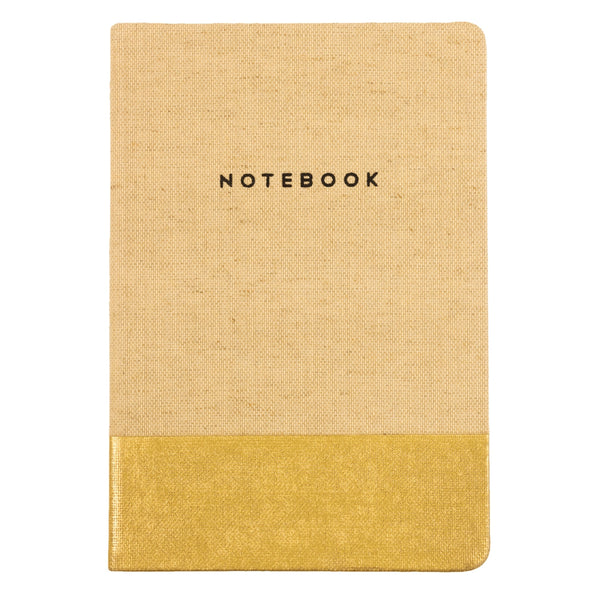 Linen Style Journal Notebook