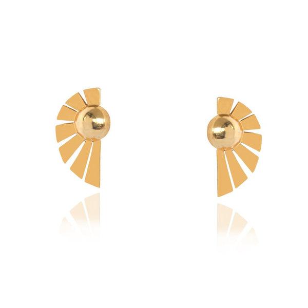 Sunset Stud Earrings