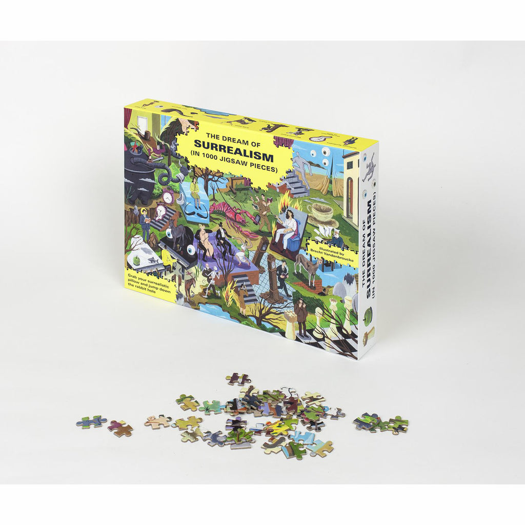 The Dream Of Surrealism 1000 Piece Puzzle
