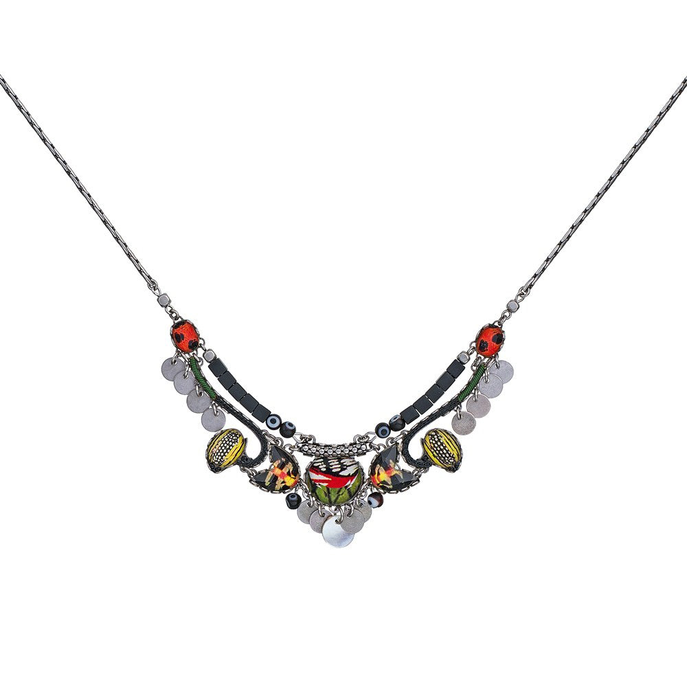 Swing Song, Valencia Necklace by Ayala Bar