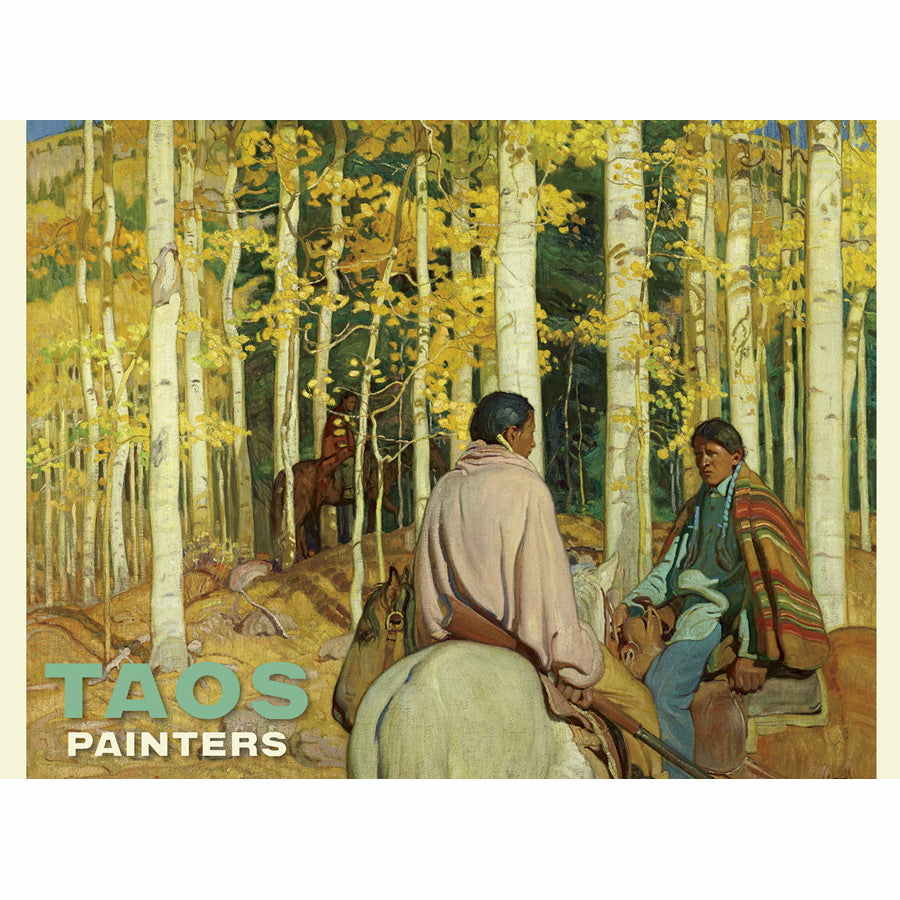 Taos Painters Boxed Notecards