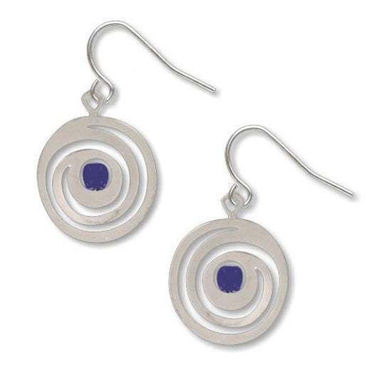 The Kiss Spirals Earrings