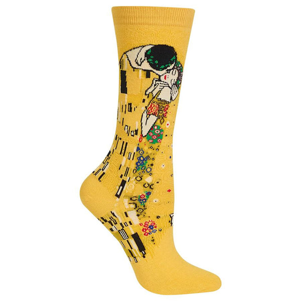 Women's Klimt's The Kiss Trouser Socks