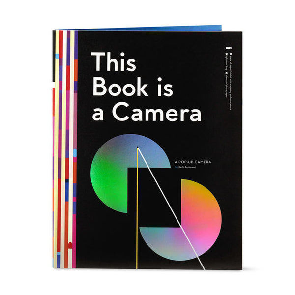 This Book is a Camera - A Pop-Up Camera