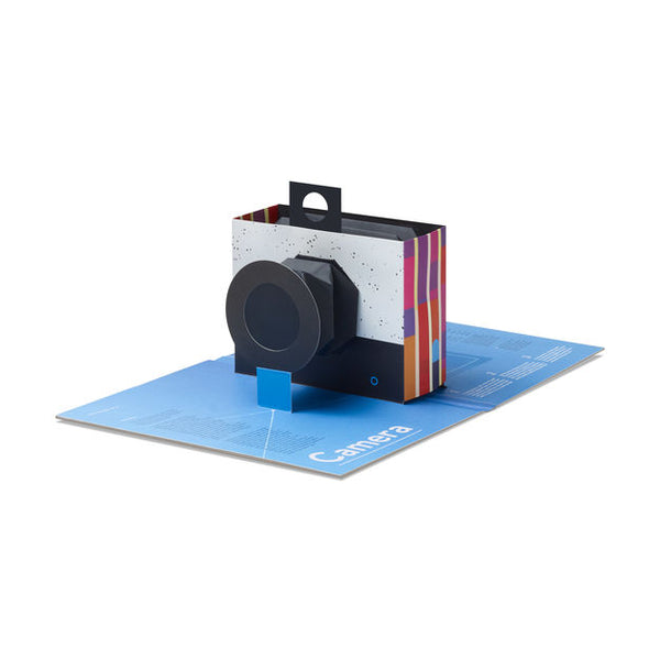 This Book is a Camera Pop-Up Book