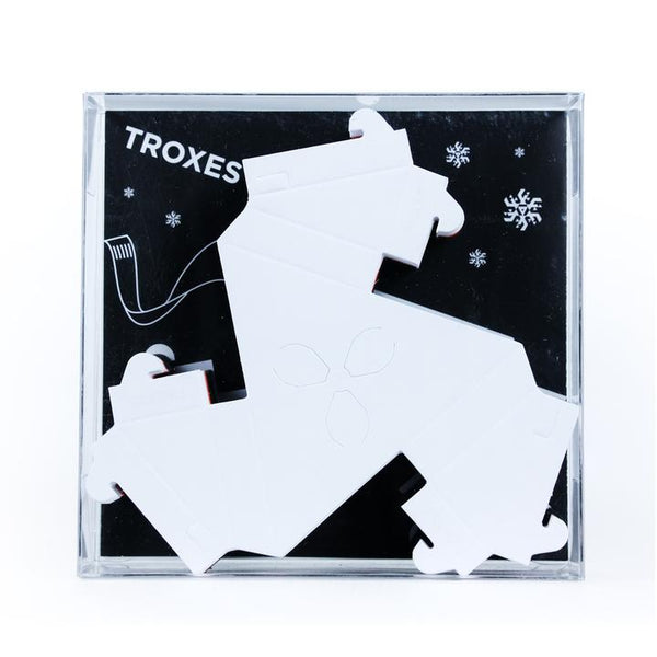 Troxes Bucky the Penguin - Origami Building Blocks