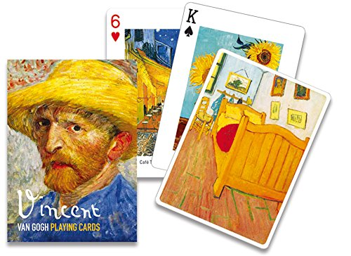 Vincent Van Gogh Playing Cards