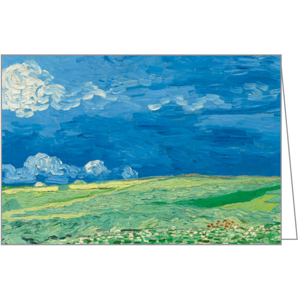 Vincent Van Gogh FlipTop Notecard Box