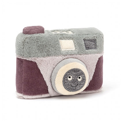 Widdedy Plush Camera