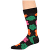 Andy Warhol Graphic Flower Socks by Happy Socks