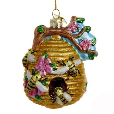 Kurt Adler Beehive Ornament