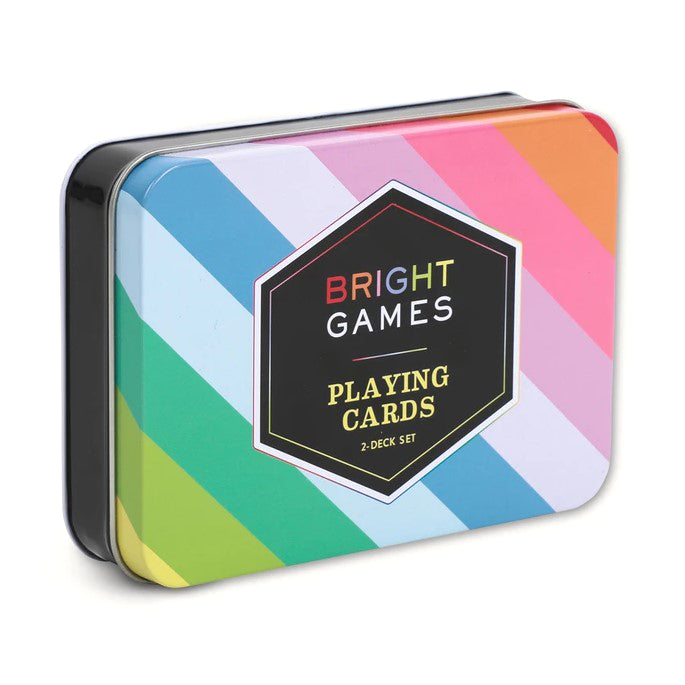 Bright Games 2 Deck Set of Playing Cards