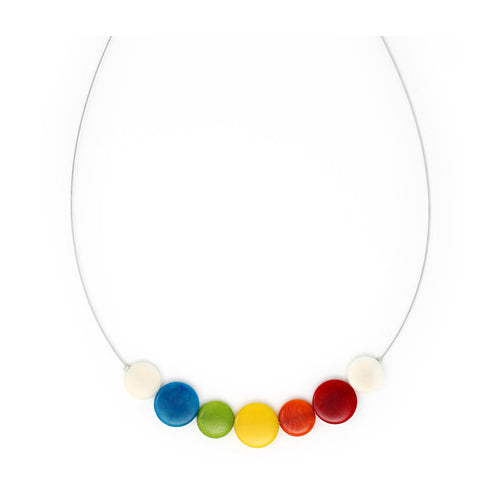 Dots Tagua Necklace