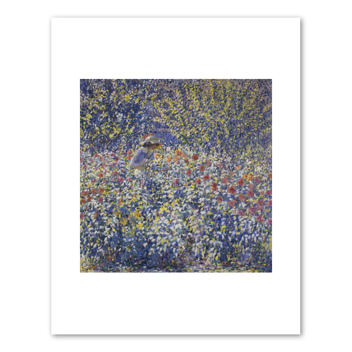 "Louis Ritman ""Flower Garden"" Archival Print"