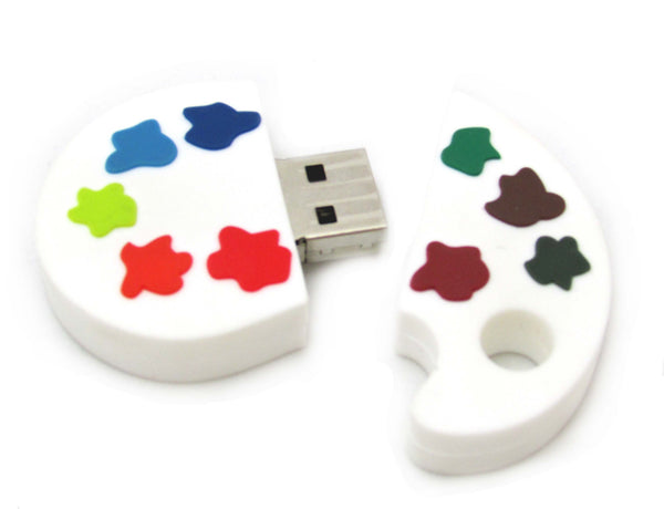 Phoenix Art Museum Artists Palette Flash Drive 4GB