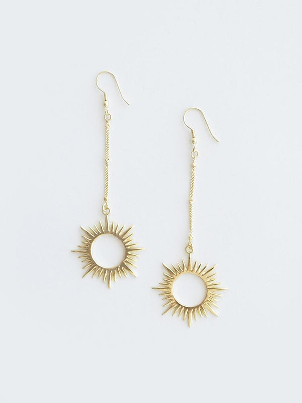 Ethereal Drop Earrings