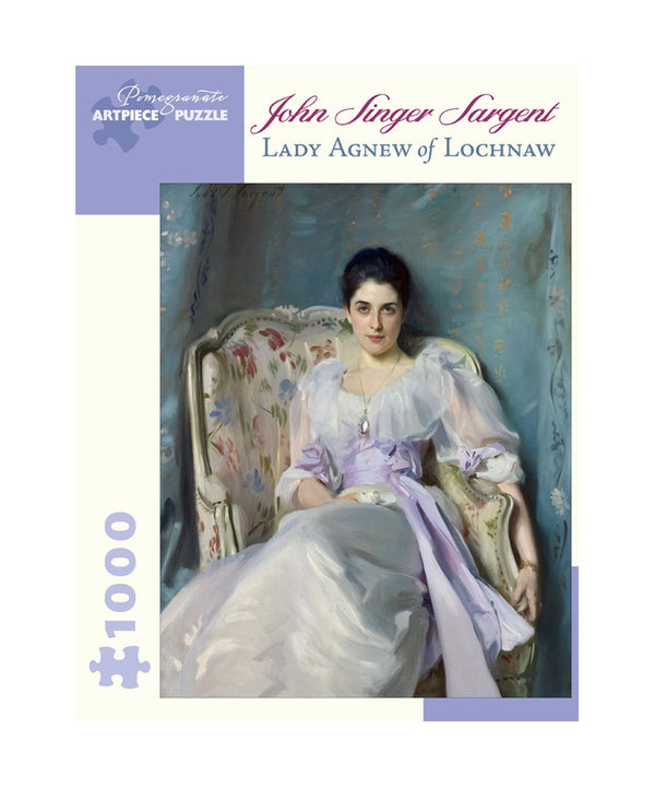 Sargent Lady Agnew of Lochnaw Puzzle