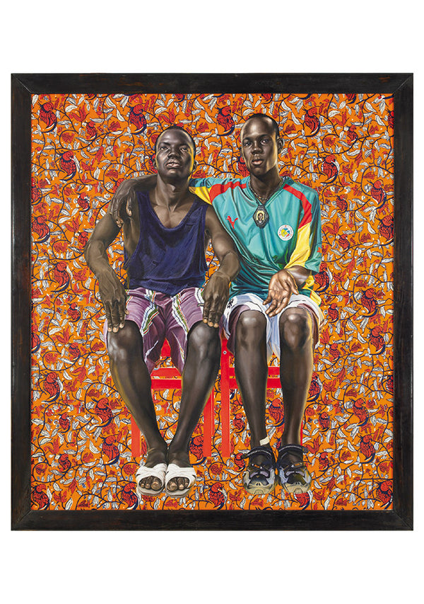 Kehinde Wiley: The World Stage Notecards