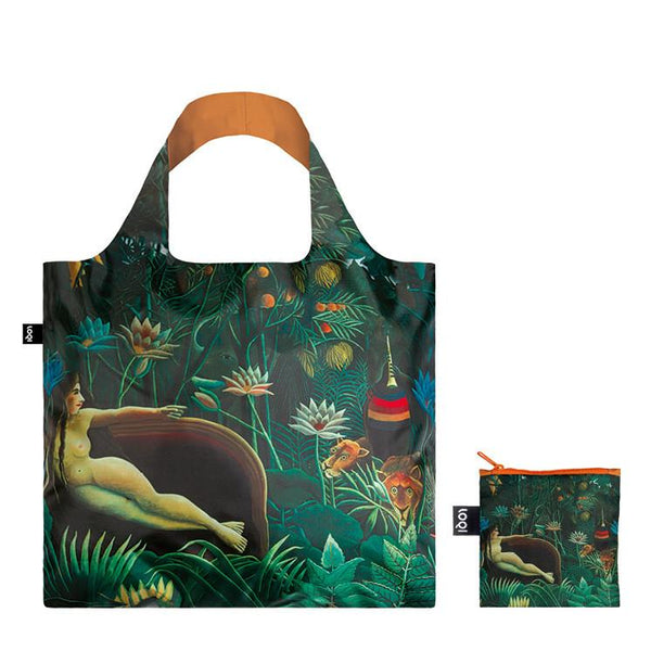 Henri Rousseau The Dream Reusable Tote Bag
