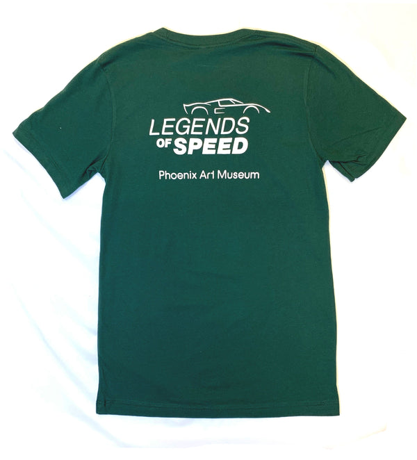 Legends of Speed Exhibition T-Shirt - Green 82