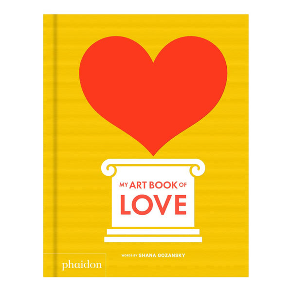 My Art Book Of Love Board Book