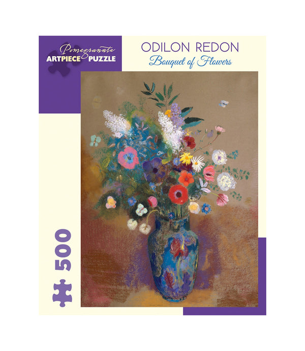 Redon Bouquet of Flowers Puzzle