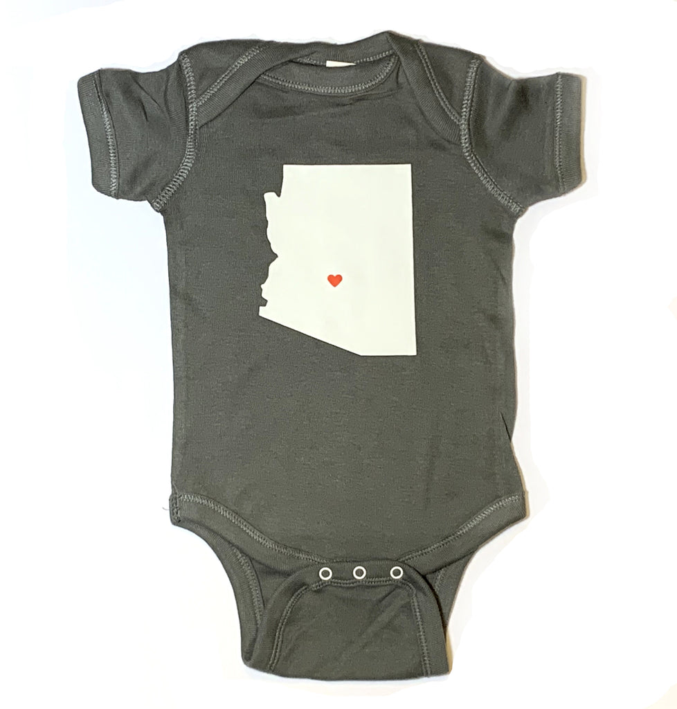 Arizona State Love Onesie