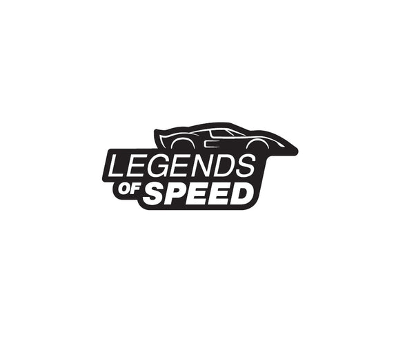 Legends of Speed Exhibition Pin
