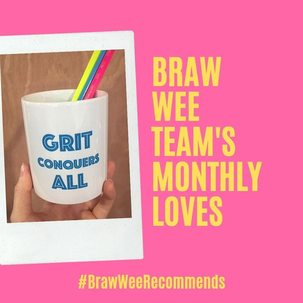 Braw Wee Staff Recommendations #1 (June 2019).