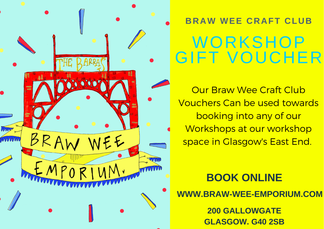 Braw Wee Craft Club to Launch in 2020!
