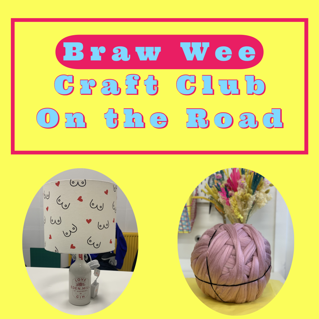 Braw Wee Mobile Crafty Workshops