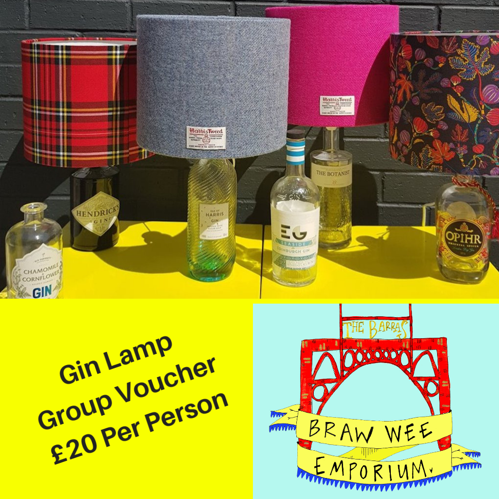 Bottle Lamp Party Voucher Deal