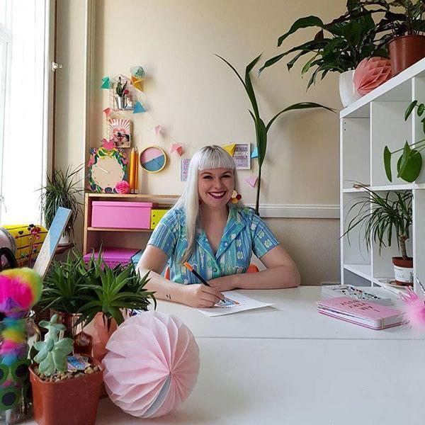 Meet our Makers - Claire Barclay Draws