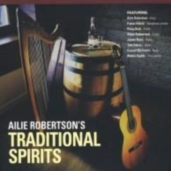 Ailie Robertson - Traditional Spirits