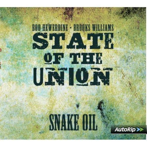 State Of The Union - Snake Oil - Braw Wee Emporium