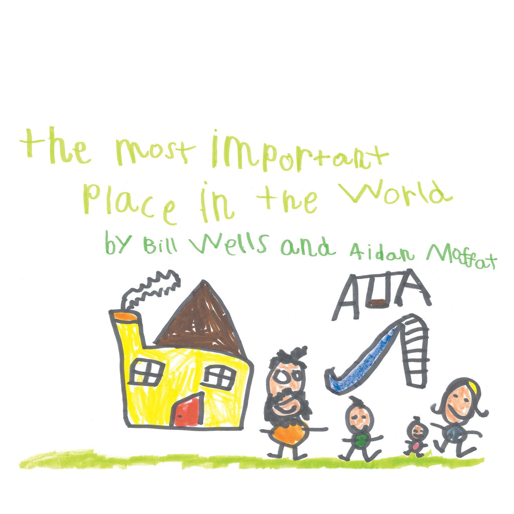 Bill Wells & Aidan Moffat - The Most Important Place in the World LP Braw Wee Emporium