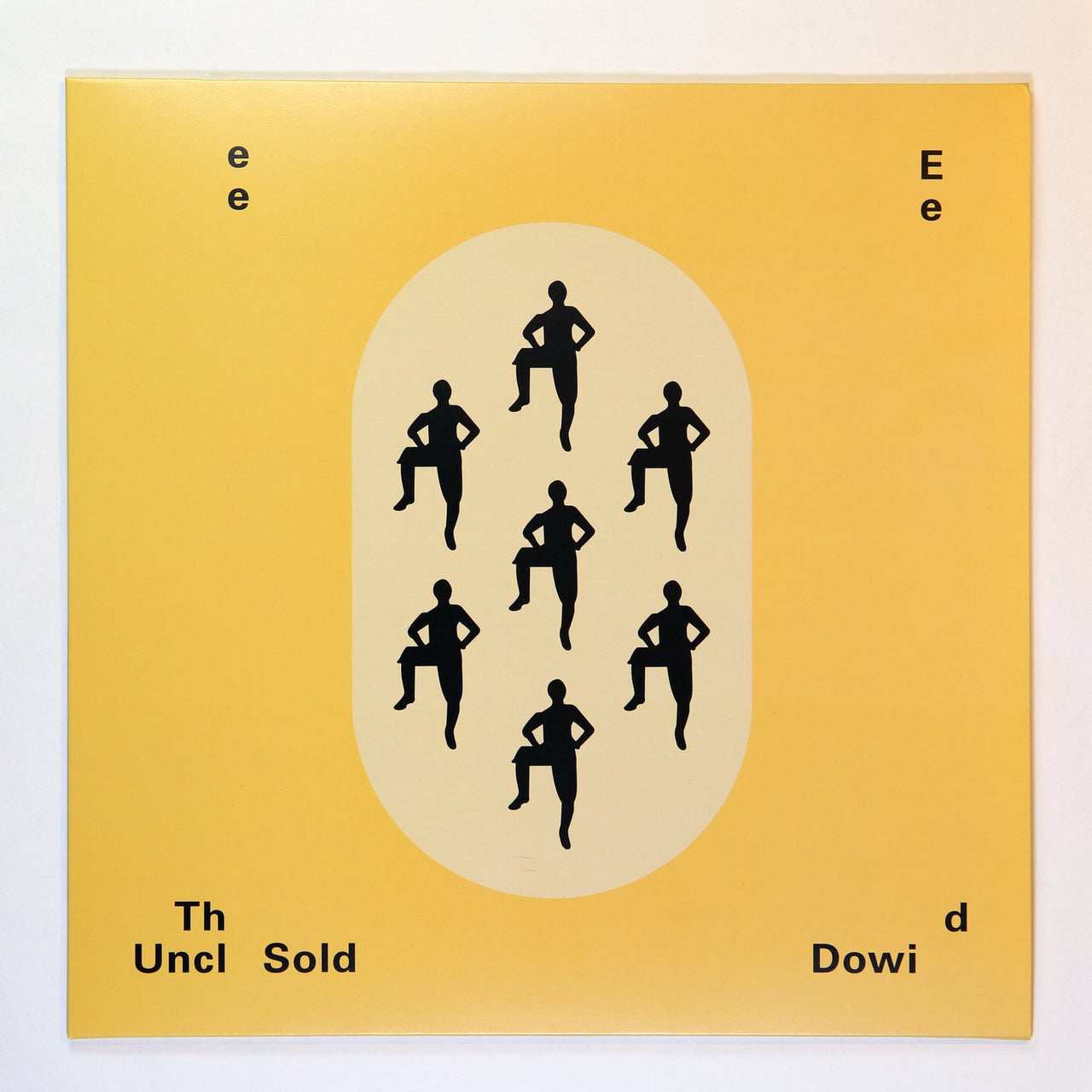 Ed Dowie - The Uncle Sold LP - Braw Wee Emporium