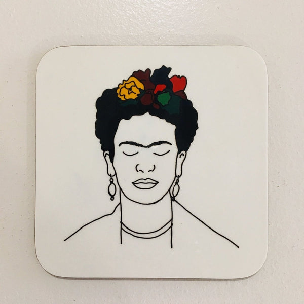 Frida Coaster - Steamboats Design - Braw Wee Emporium