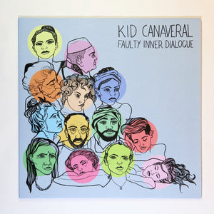 Kid Canaveral - Faulty Inner Dialogue CD - Braw Wee Emporium