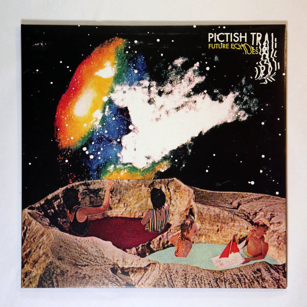 Pictish Trail - Future Echoes LP - Braw Wee Emporium