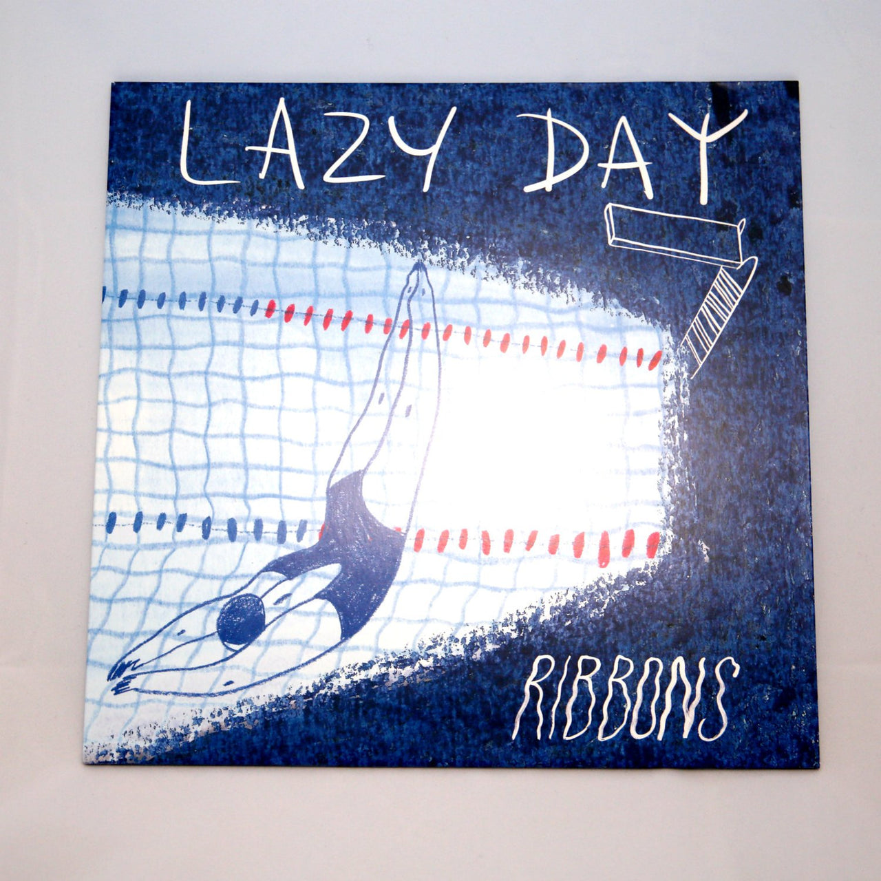 "Lazy Day - Ribbons EP 10"" - Braw Wee Emporium"