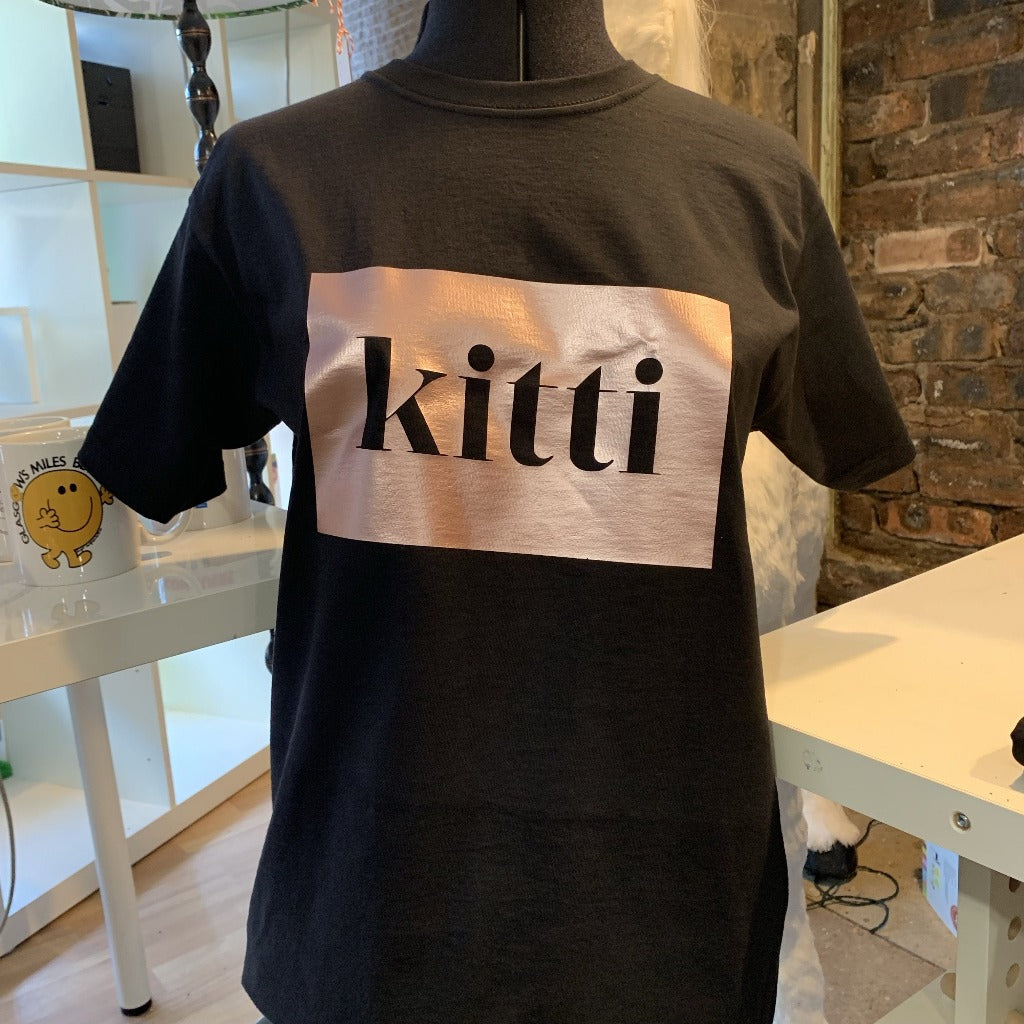 Kitti T-Shirt - Tenement Trail - Braw Wee Emporium