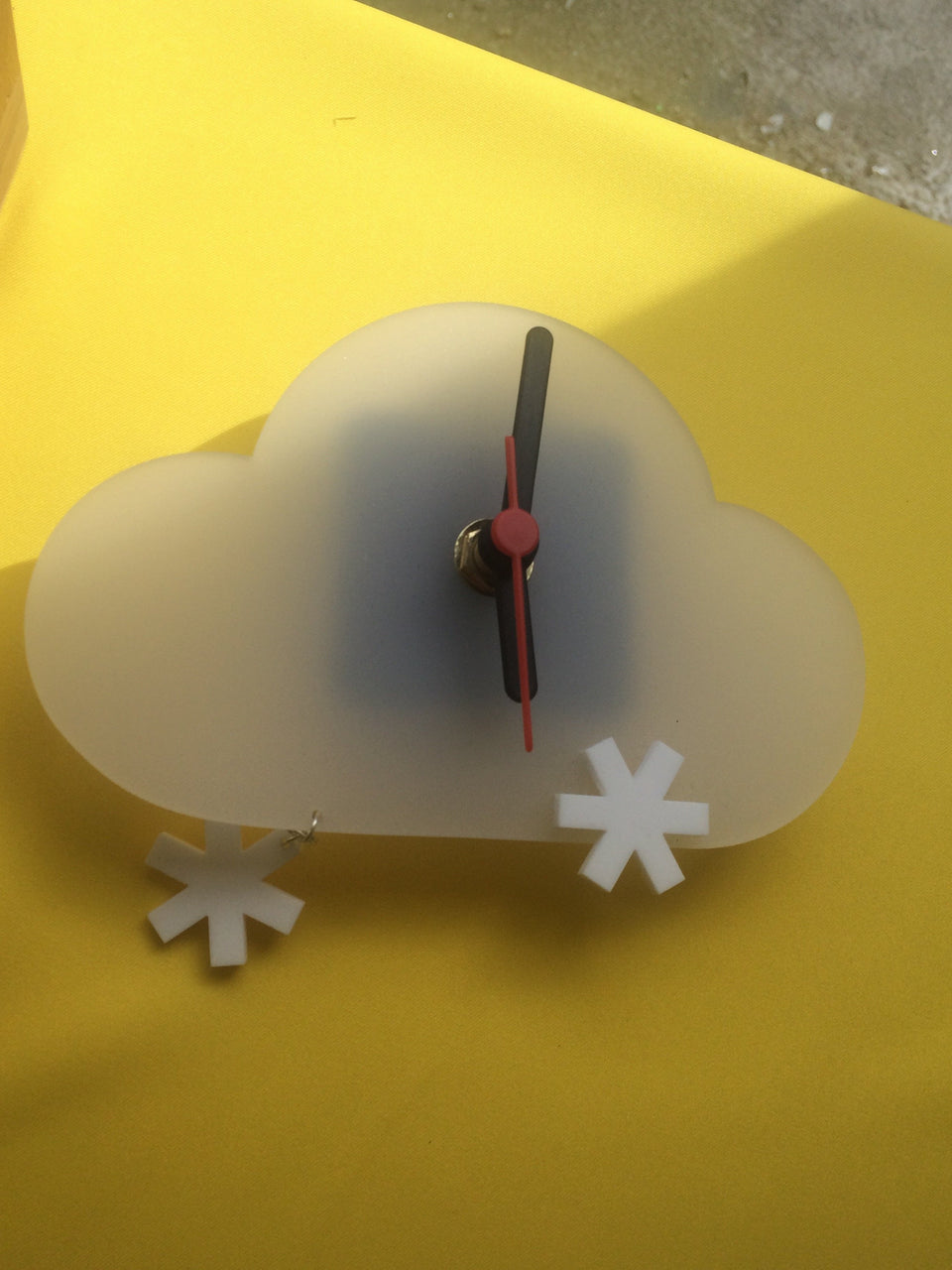 Whatever the Weather Clocks - Alice Jacobs (Flux Laser Studio) - Braw Wee Emporium