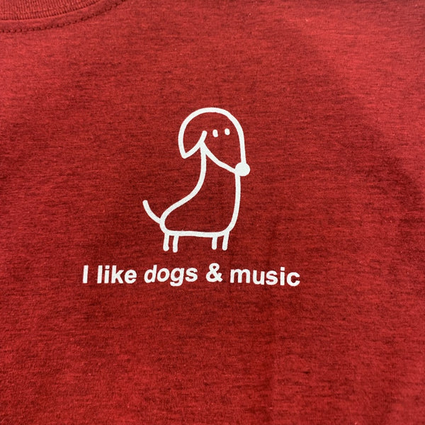 We like dogs and music - Braw Wee Emporium