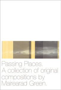 Passing Places Composition Book by Mairearad Green Braw Wee Emporium