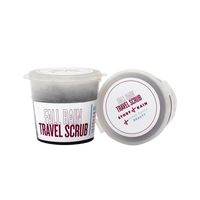 Fall Rain Travel Scrub
