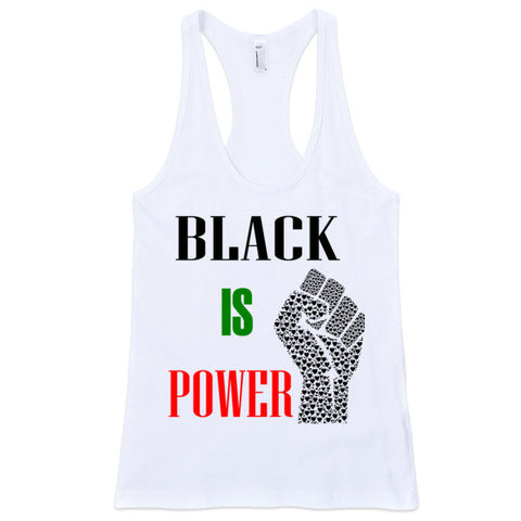 """Black is Power"" Tank"