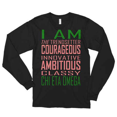Customizable UNISEX Longsleeve