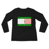 """Phirst and Phinest"" Pretty Girl Women's Longsleeve"